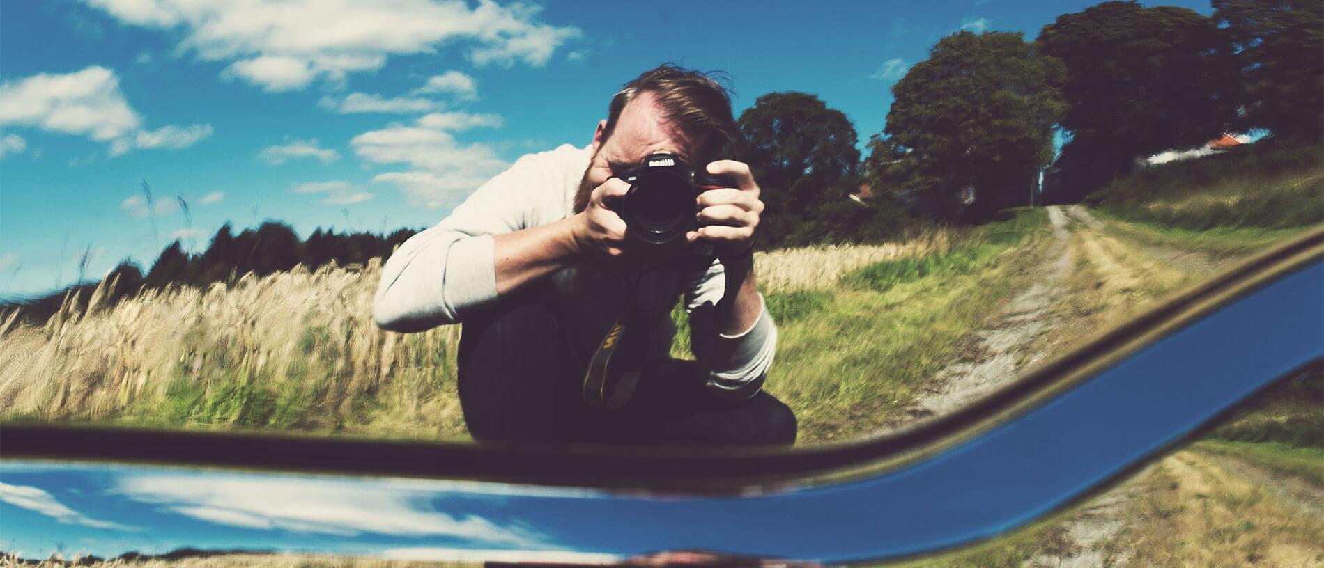 Hvorfor velge profesjonell fotograf?